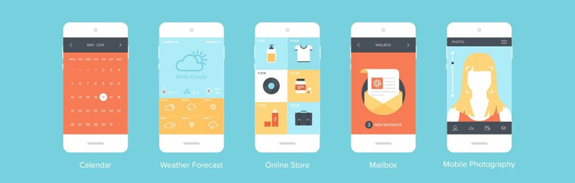 mobile application design in madhay pradesh